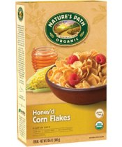 Nature's Path Honey'd Corn Flakes