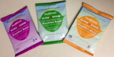 NudeFood Ultra-Dense Breakfast Boost