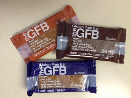 Gluten Free Bars