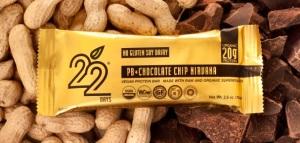 PB Chocolate Chip Nirvana bar