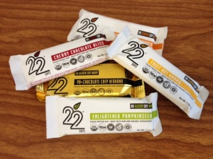 22 Days Nutrition bars