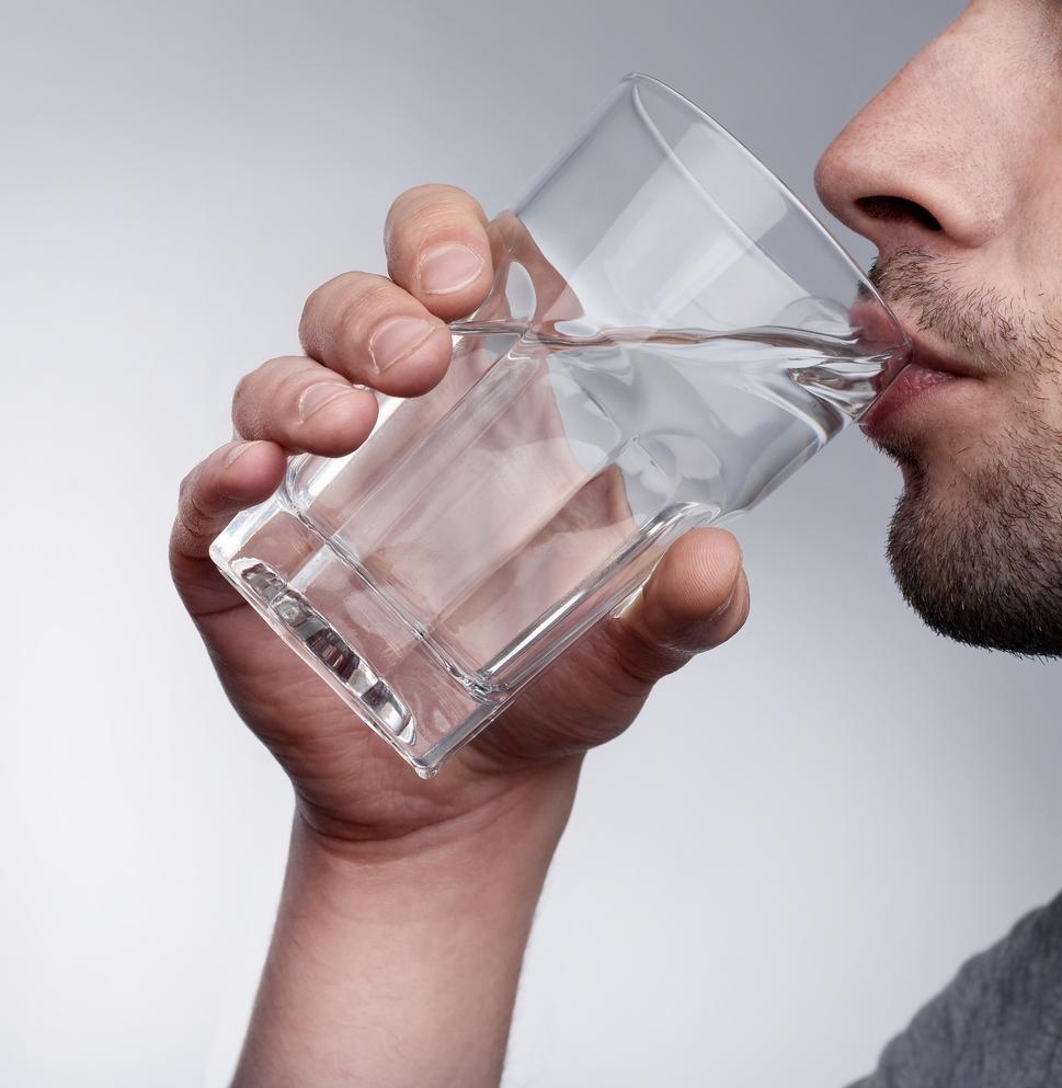 Drinking Coffee Water Retention