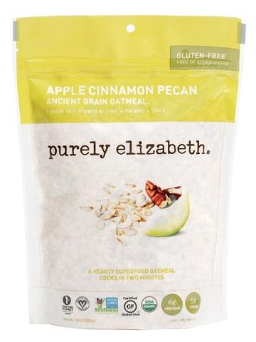 Purely Elizabeth Oatmeal