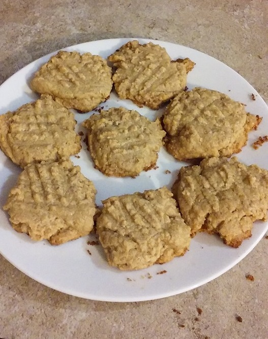 Quest Nutrition Peanut Butter Cookies